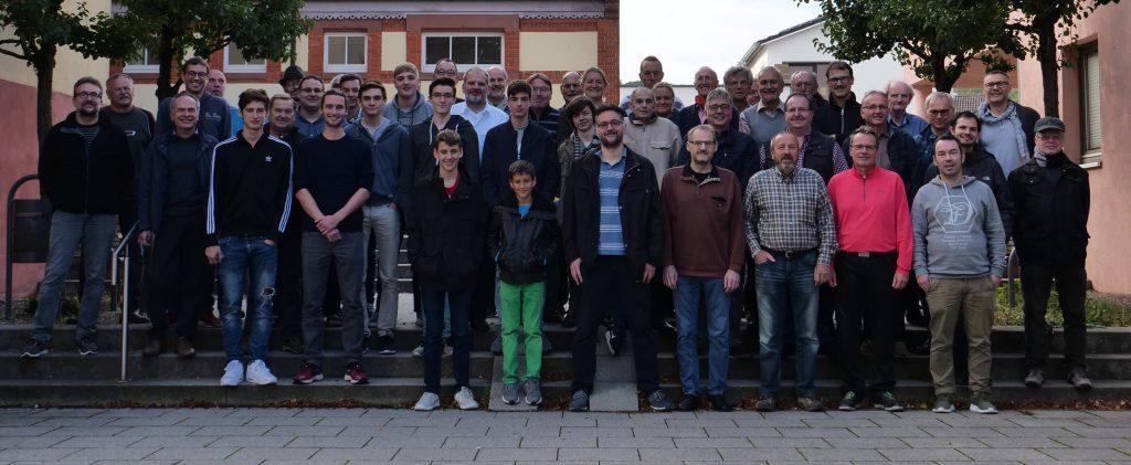 45 Spieler/innen nahmen beim Letzenbergcupturnier teil.